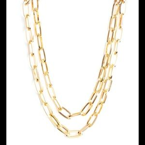 ✨3 for $10✨ Gold necklace